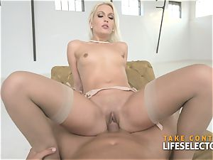 Cecilia Scott - blondie mummy luvs ass fucking