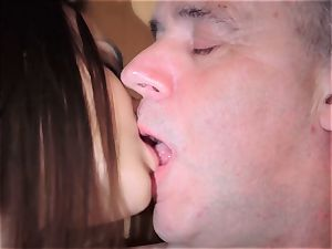 parent ravaged mind-blowing virgin snatch