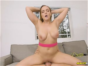 rigid ravage after excellent open up for Natasha cute