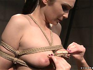 Katy Borman get her killer naked figure pinned