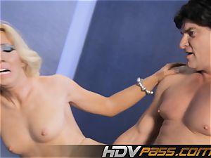 HDVPass Back bending, leg opening up orgy moves!