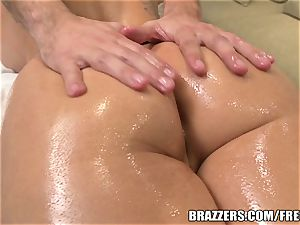Brazzers - Alison Tyler gets all lubricated up