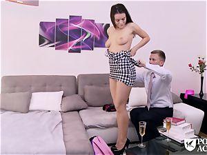 porno ACADEMIE - american Lana Rhoades ravages principal
