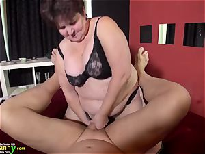 plumper and slender grannie gone sexual compilation