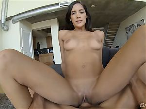Chloe Amour pov throating and nailing