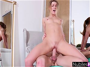 individual workout W Alexis Crystal And ample boner S16:E8