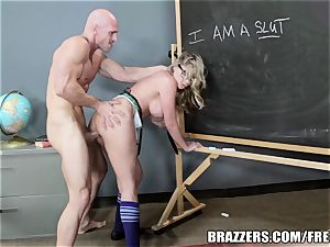 Brazzers - Brianna makes the greatest of class