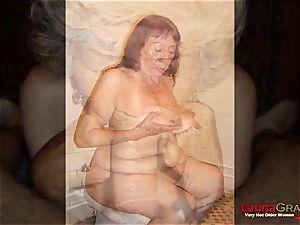 LatinaGrannY torrid Spanish grandma femmes Slideshow