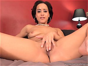 Mia Austin Has hubby watch as She Gets romped