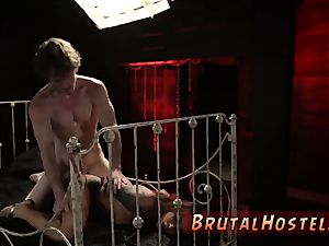 victim restrain bondage and dom first time aroused youthful tourists Felicity Feline and Jade