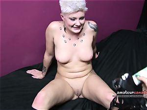 chinese femdom pov pounds brief hair slave kitty strap on dildo
