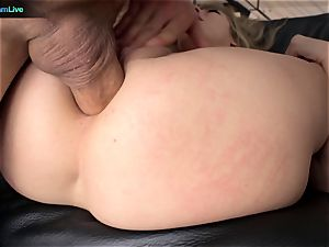 chastity Lynn luvs anal invasion intercourse so much
