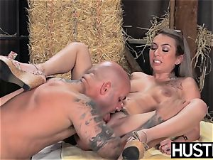 soft Kat Dior gets porked frantically by her camera operator