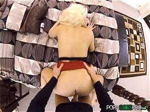 super-naughty blondie stunner Britney Amber boned in her yummy coochie pie pudding