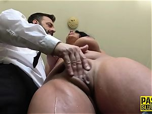Real bondage & discipline super-bitch blasts