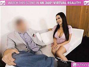 VR PORN-Hot black romped rock-hard on valentines day fellow pov