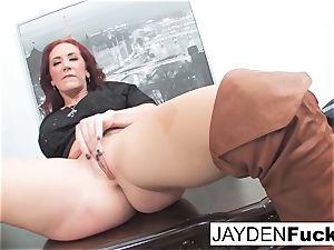 Jayden Jaymes Is insane In the Office