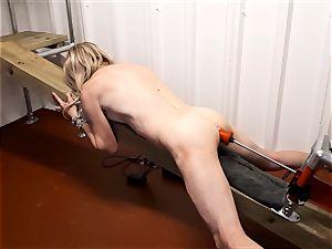 RachelSexyMaid - 15 - dungeon booty nude pounding
